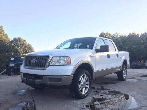 2005 Ford F-150 for sale in Greensboro, NC