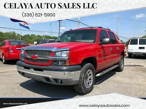 Chevrolet For Sale in Greensboro, NC - Celaya Auto Sales LLC