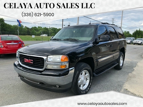 2005 GMC Yukon for sale in Greensboro, NC