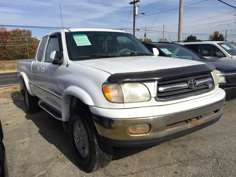 2000 Toyota Tundra for sale in Greensboro, NC