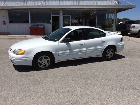 1999 Pontiac Grand Am for sale in Commerce, OK