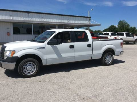 2010 Ford F-150 for sale in Commerce, OK