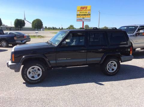 2000 Jeep Cherokee for sale in Commerce, OK