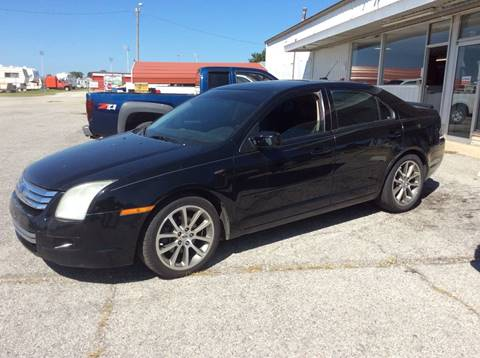 2008 Ford Fusion for sale in Commerce, OK