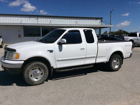 2000 Ford F-150 for sale in Commerce, OK