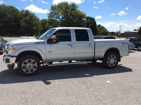 2011 Ford F-350 Super Duty for sale in Commerce, OK