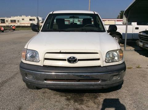 2005 Toyota Tundra for sale in Commerce, OK