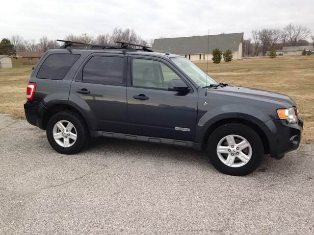 2008 Ford Escape Hybrid for sale in Commerce, OK