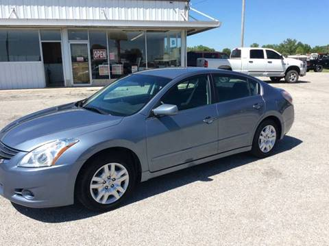 2012 Nissan Altima for sale in Commerce, OK