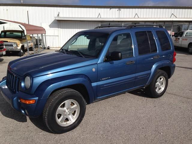 used 2004 jeep liberty for sale in oklahoma - carsforsale®
