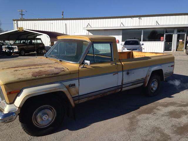 1974 Jeep J-10 Pickup for sale in Commerce, OK