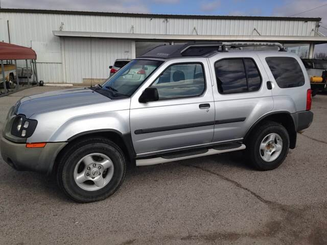 2003 Nissan Xterra for sale in Commerce, OK