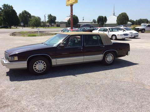 1991 Cadillac DeVille For Sale - Carsforsale.com®