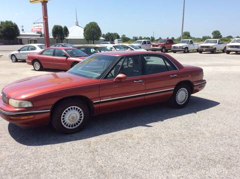 1999 Buick LeSabre for sale in Commerce, OK