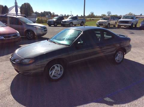 2002 Ford Escort for sale in Commerce, OK