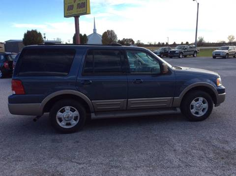 2004 Ford Expedition for sale in Commerce, OK