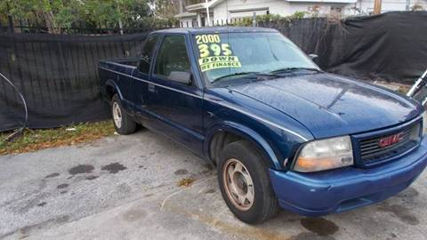 2000 GMC Sonoma for sale in Holiday, FL
