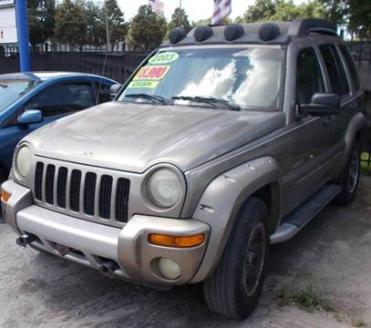 2003 Jeep Liberty for sale in Holiday, FL