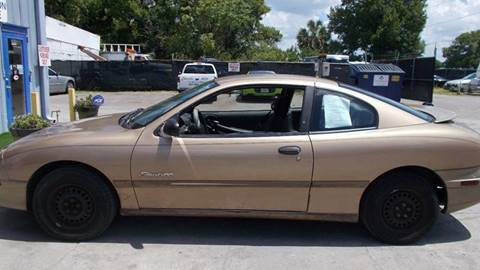 1999 Pontiac Sunfire for sale in Holiday, FL