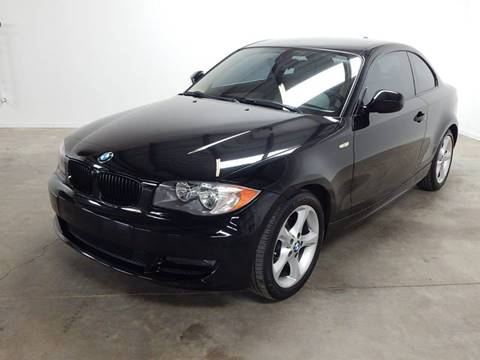 2011 BMW 1 Series for sale in Dallas, TX