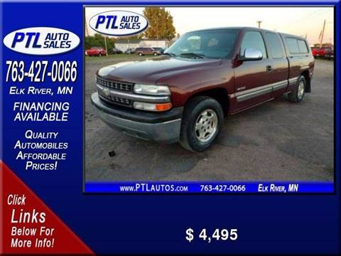 1999 Chevrolet Silverado 1500 for sale in Elk River, MN