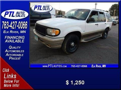 2000 Mercury Mountaineer for sale in Elk River, MN