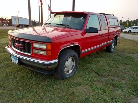 1997 GMC Sierra 1500 for sale in Elk River, MN