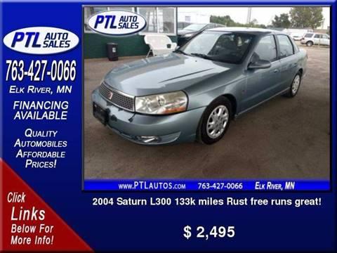 2004 Saturn L300 for sale in Elk River, MN