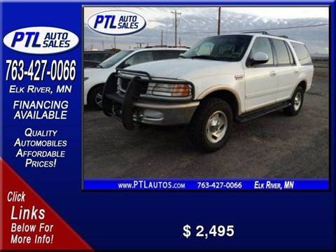 1997 Ford Expedition for sale in Elk River, MN