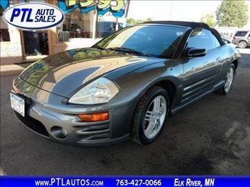 2003 Mitsubishi Eclipse Spyder for sale in Elk River, MN