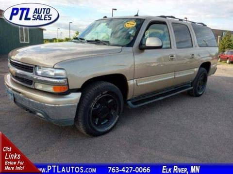 2005 Chevrolet Suburban for sale in Elk River, MN