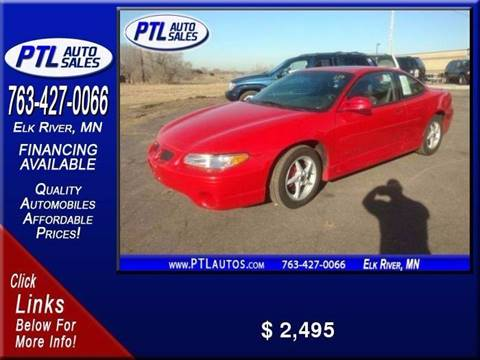 1999 Pontiac Grand Prix for sale in Elk River, MN