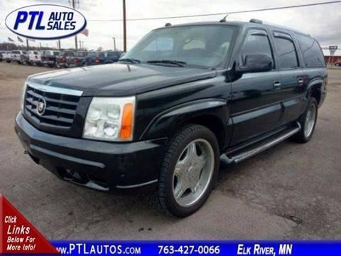 2004 Cadillac Escalade ESV for sale in Elk River, MN