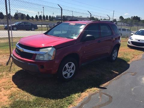 2006 Chevrolet Equinox for sale in Greenville SC