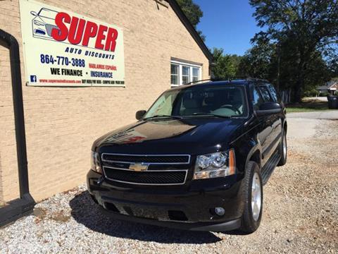 2007 Chevrolet Suburban for sale in Greenville, SC