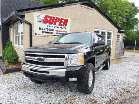 2011 Chevrolet Silverado 1500 for sale in Greenville, SC