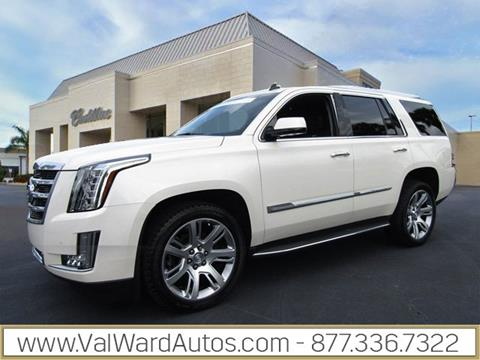 2015 Cadillac Escalade for sale in Fort Myers FL