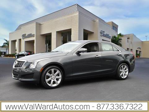 2014 Cadillac ATS for sale in Fort Myers FL