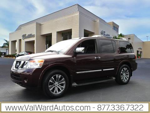 2015 Nissan Armada for sale in Fort Myers FL