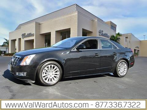 2012 Cadillac CTS for sale in Fort Myers FL