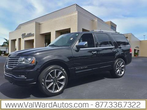 2016 Lincoln Navigator for sale in Fort Myers FL