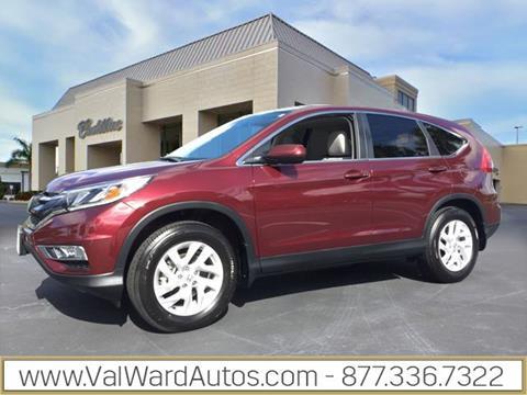 2016 Honda CR-V for sale in Fort Myers, FL