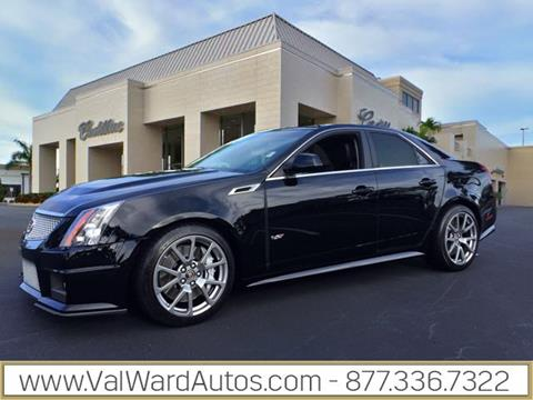 2014 Cadillac CTS-V for sale in Fort Myers FL
