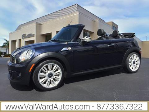 2012 MINI Cooper Convertible for sale in Fort Myers FL