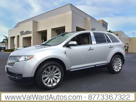 2012 Lincoln MKX for sale in Fort Myers, FL