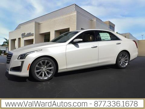 2018 Cadillac CTS for sale in Fort Myers FL