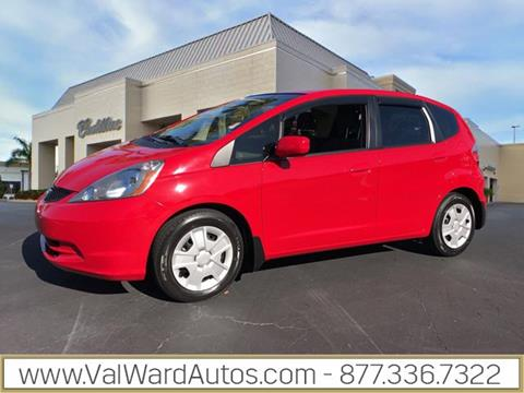 2013 Honda Fit for sale in Fort Myers FL