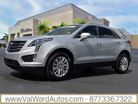 2017 Cadillac XT5 for sale in Fort Myers, FL