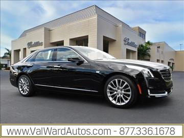 2017 Cadillac CT6 for sale in Fort Myers, FL