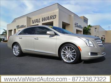 2013 Cadillac XTS for sale in Fort Myers, FL